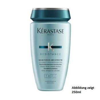 Kerastase Resistance Bain Force Architecte 1000ml - Haarshampoo