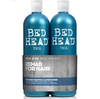Tigi Bed Head Recovery Tween Duo Shampoo 750ml + Conditioner 750ml
