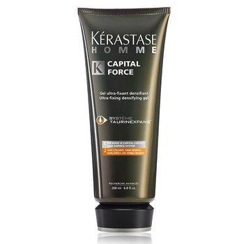 Kerastase Homme Capital Force Ultra Fixant Densifiant Gel 200ml