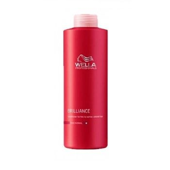 Wella Care Brilliance Conditioner 1000ml feines bis normales coloriertes Haar
