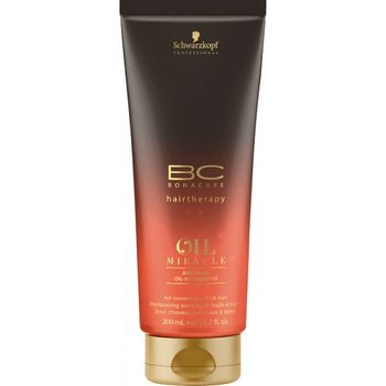 Schwarzkopf BC Oil Miracle Argan Oil Shampoo 200ml