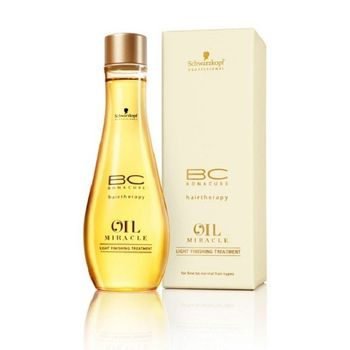 Schwarzkopf BC Oil Miracle Light Finishing Treatment 100ml