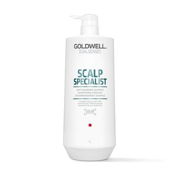 Goldwell Dualsenses Scalp Specialist Deep Cleansing Shampoo 1000ml