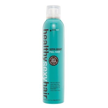 Sexyhair Healthy Sexyhair Soya Want Full Hair Hairspray 300ml