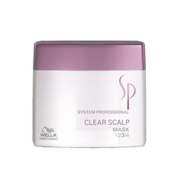 Wella SP System Professional Clear Scalp Mask 400ml