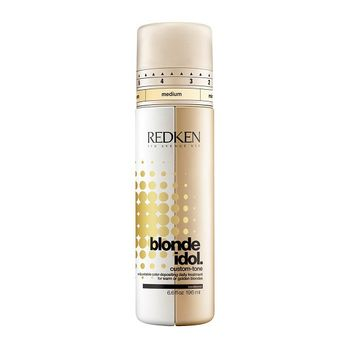 Redken Blonde Idol Intensive Color Care Treatment für warme Blondtöne 196ml