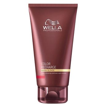 Wella Care Color Recharge Warm Blond Conditioner 200ml