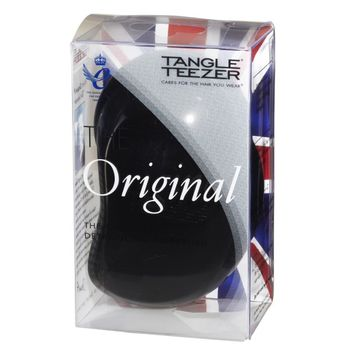 Tangle Teezer The Original Panther Black - Haarbürste Schwarz – Bild 2