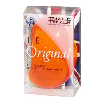 Tangle Teezer The Original Mandarin Sweetie - Haarbürste Orange / Gelb – Bild 2