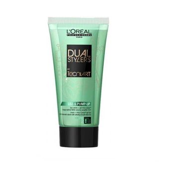 Loreal Styling Tecni.Art Dual Stylers Liss & Pump-Up 150ml