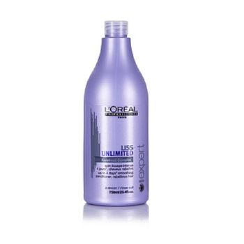 L'Oreal Serie Expert Liss Unlimited Conditioner 750ml
