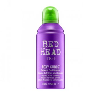 Tigi Bed Head Styling+Finish Foxy Curls Extreme Curl Mousse 250ml