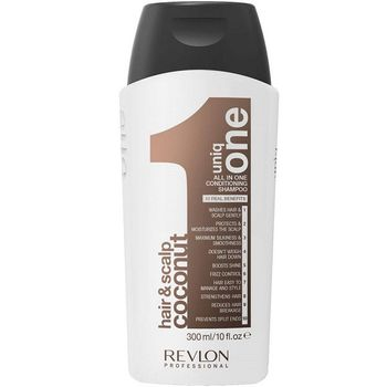 Revlon Uniq One All In One Hair & Scalp Coconut Conditioning Shampoo 300ml
