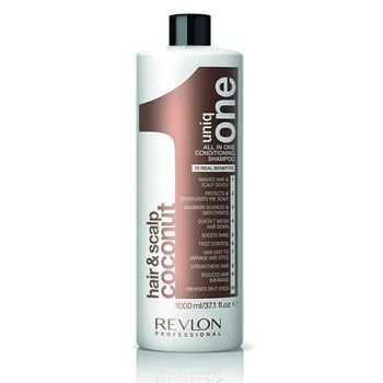 Revlon Uniq One All In One Hair & Scalp Coconut Conditioning Shampoo 1000ml