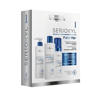 Loreal Expert Serie Serioxyl Fuller Hair 1 Kit Natural Thinning Hair