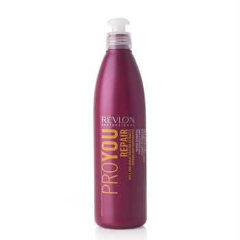 Revlon Pro You Hair Care Repair Heat Protect Shampoo 350ml