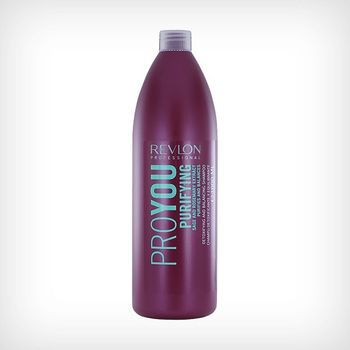 Revlon Pro You Hair Care Purifying Shampoo 1000ml