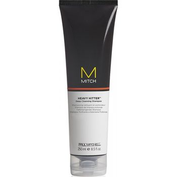 Paul Mitchell Mitch Heavy Hitter Deep Cleansing Shampoo 250ml