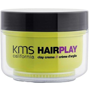 KMS Hairplay Clay Creme 125ml