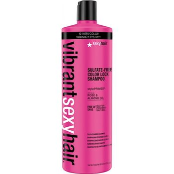 Sexyhair Vibrant Sulfate-Free Color Lock Shampoo 1000ml