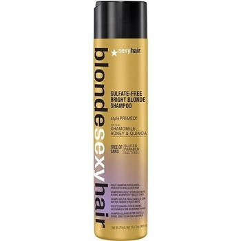 Blonde Sexyhair Bright Blonde Shampoo 300ml
