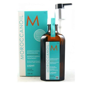 Moroccanoil Oil Treatment Light 125ml