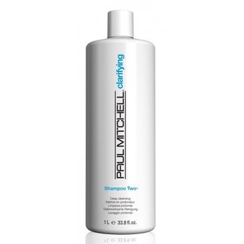 Paul Mitchell Original Shampoo Two 1000ml + Pumpe