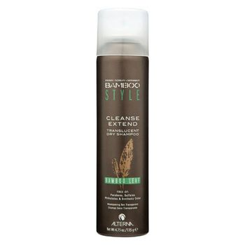 Alterna Bamboo Style Cleanse Extend Translucent Dry Shampoo Bamboo Leaf 135g