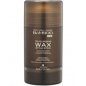 Alterna Bamboo Men Texturizing Wax Style Stick 75g