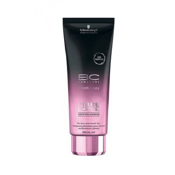 Schwarzkopf BC Fibre Force Fortifying Shampoo 200ml