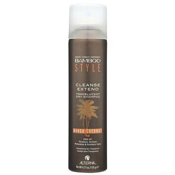 Alterna Bamboo Style Cleanse Extend Translucent Dry Shampoo Mango Coconut 135g