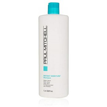 Paul Mitchell Instant Moisture Shampoo 1000ml + Pumpe