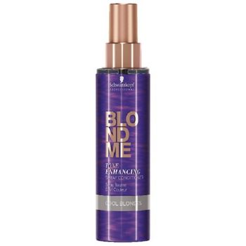 Schwarzkopf Blondme Tone Enhancing Spray Conditioner Cool Blondes 150ml