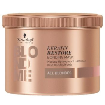 Schwarzkopf Blondme Restore Bond Maske All Blondes 500ml
