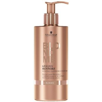 Schwarzkopf Blondme Restore Cleansing Conditioner 500ml