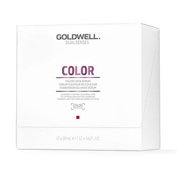 Goldwell Dualsenses Color Lock Serum 12x18ml – Bild 1