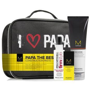 Paul Mitchell Papa The Best Mitch Construction Paste Set