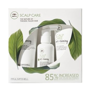 Paul Mitchell Tea Tree Scalp Care anti-thinning Take Home Kit