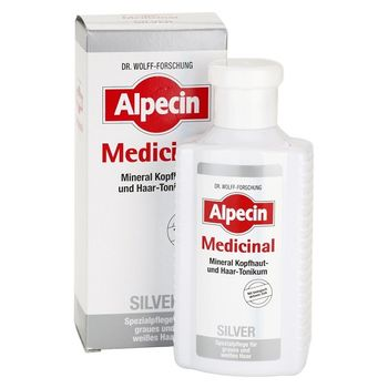 Alpecin Medicinal Silver Tonikum - 200ml