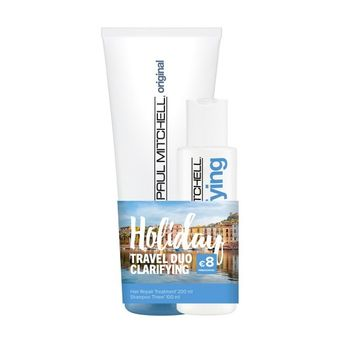 Paul Mitchell Holiday Travel Duo Clarifiying