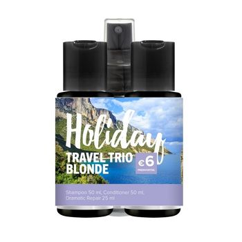 Paul Mitchell Holiday Travel Trio Blonde