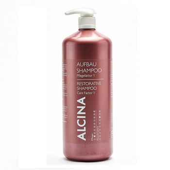 Alcina Aufbau - Shampoo Pflegefaktor 1 - 1250ml