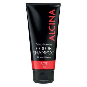 Alcina Color - Shampoo - rot - 200ml