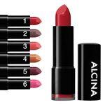 Alcina Shiny Lipstick 001