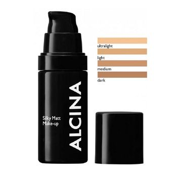 Alcina Silky Matt Make-Up