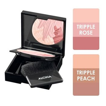 Alcina Brilliant Blush Tripple