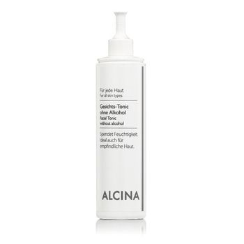 Alcina Gesichts-Tonic ohne Alkohol - 500ml