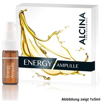 Alcina Energy Ampulle - 15x5ml