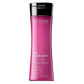 Revlon Be Fabulous Normal/Thick Cream Shampoo - 250ml