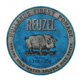 Reuzel Blue Strong Hold Water Soluble 35g